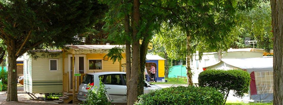 <b>Camping</b> - Un endroit idéeal pour vos vaccances