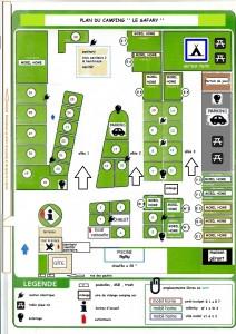 plan camping a imprimer