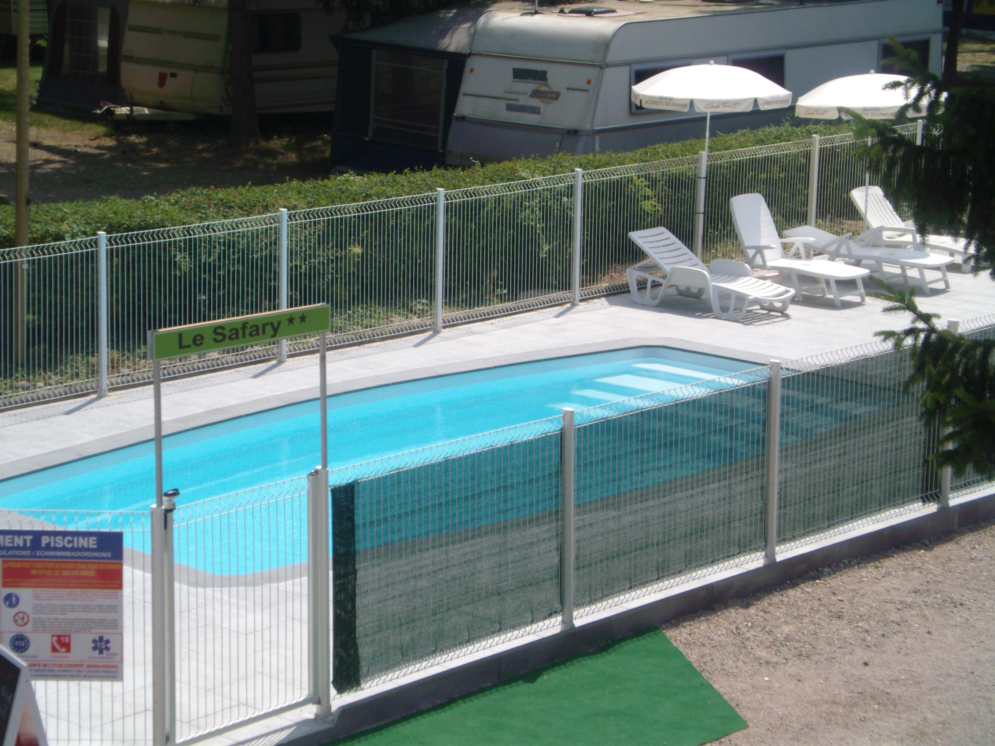 <b>La piscine</b>